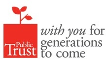 This is the Public Trust logo