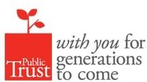 This is the Public Trust logo