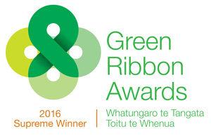 Green Ribbon Awards, 2016 Supreme Winner