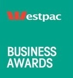 This is the Westpac Business Awards logo