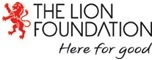 This is The Lion Foundation logo