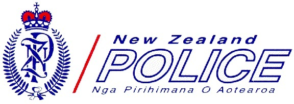 This is teh New Zealand Police logo