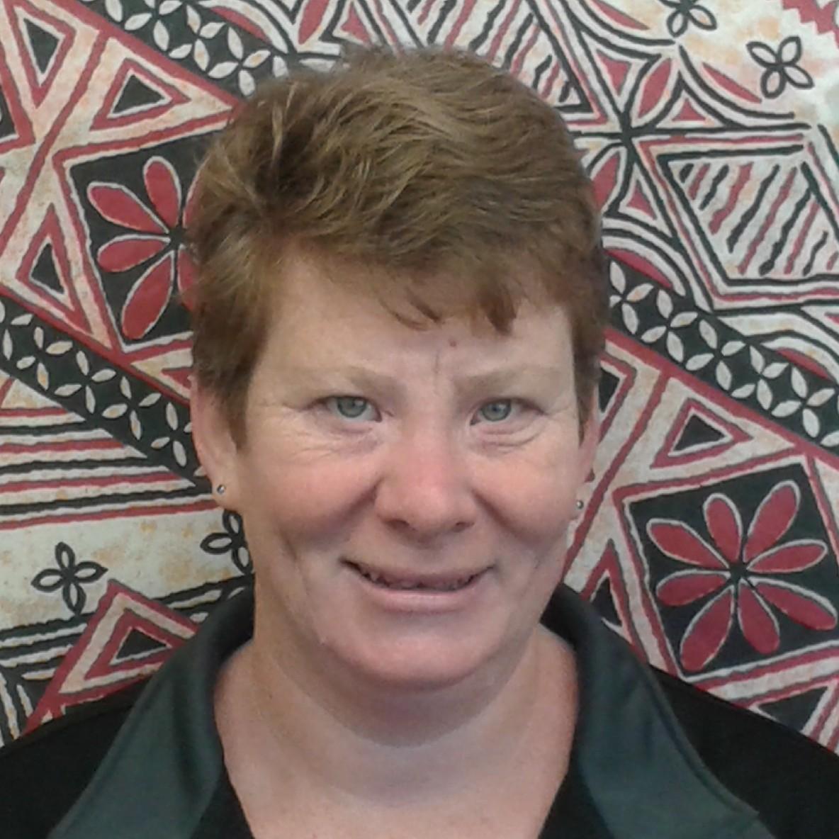 A member of our team - Moira Soppet.