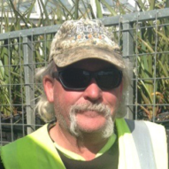 A member of our team - Barry Parker.